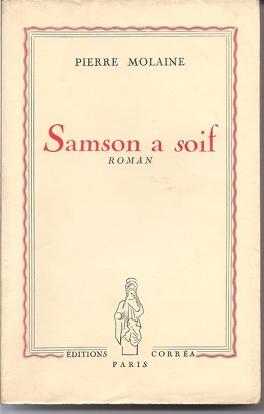 Couverture du livre : Samson a soif
