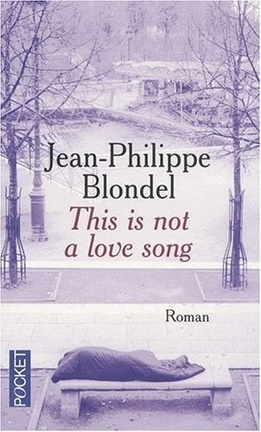 Couverture du livre : This is not a love song