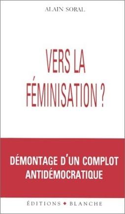 Couverture du livre : Vers la féminisation