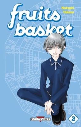 Couverture du livre : Fruits Basket, tome 2
