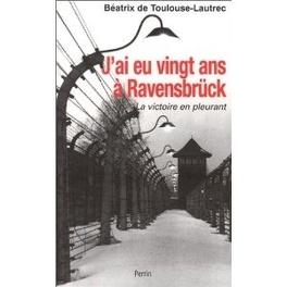 Couverture du livre : J'ai eu vingt ans à Ravensbrück