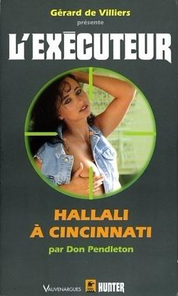 Couverture du livre : L'Exécuteur-201- Hallali à Cincinnati