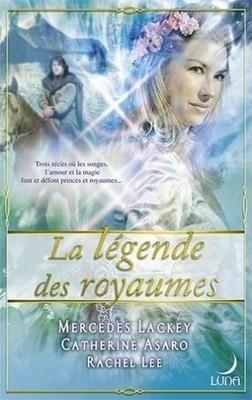 Couverture du livre : La légende des royaumes