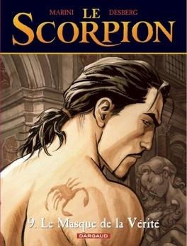 Couverture du livre : Le Scorpion, Tome 9 : Le masque de la vérité