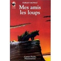 Couverture du livre : Mes amis Les loups