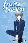 couverture Fruits Basket, tome 2