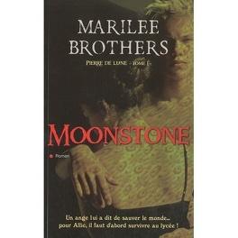 Couverture du livre : Pierre de lune, Tome 1: Moonstone
