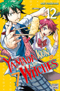 Yamada-kun & the 7 witches, Tome 12