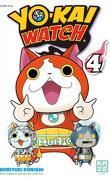 Yo-Kai Watch, Tome 4