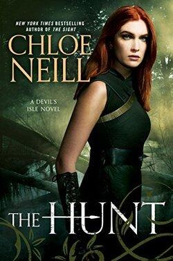 Couverture de Devil's Isle, Tome 3 : The Hunt