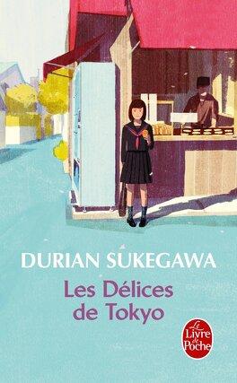 Couverture du livre : Les Délices de Tokyo