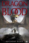 couverture Dragon Blood, Tome 1 : Le Sang du Dragon