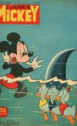 Le Journal de Mickey N°16