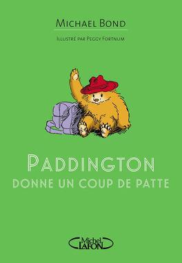 Couverture du livre : Paddington donne un coup de patte