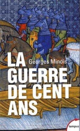 Couverture du livre : La guerre de Cent Ans : naissance de deux nations