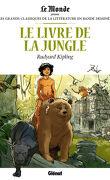 Les Grands Classiques de la littérature en bande dessinée, tome 6 : Le livre de la jungle