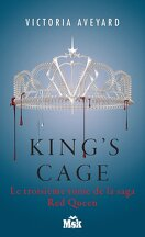 Red Queen, tome 3 : King's Cage
