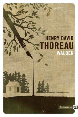 Couverture du livre : Walden ou la Vie dans les bois
