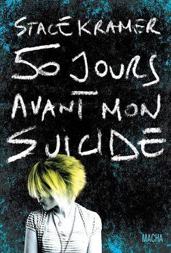 Couverture de 50 jours avant mon suicide
