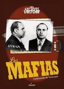 Couverture du livre : Les mafias