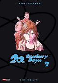 20th Century boys - Édition deluxe, tome 7