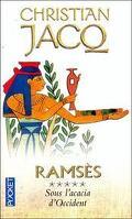 Ramsès, Tome 5 : Sous l'acacia d'Occident