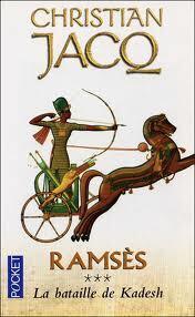 Couverture du livre : Ramsès, Tome 3 : La Bataille de Kadesh