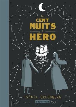 Couverture du livre : Les cent nuits de Héro