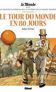Les Grands Classiques de la littérature en bande dessinée, tome 1 : Le tour du monde en 80 jours