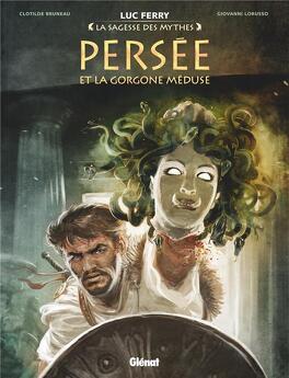 Couverture du livre : Persée et la Gorgone Méduse