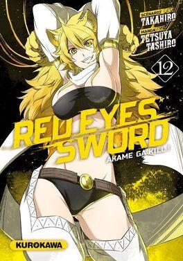Couverture du livre : Red Eyes Sword - Akame ga Kill !, Tome 12