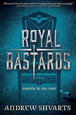 Couverture du livre : Royal Bastards