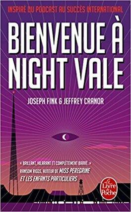 Couverture du livre : Bienvenue à Night Vale