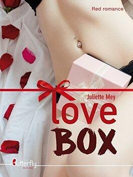 Couverture du livre : Love Box