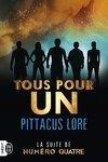 couverture Les Loriens, tome 7 : Tous pour Un