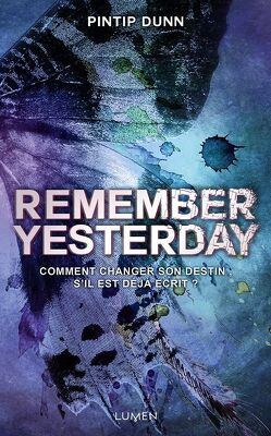 Couverture de Remember Yesterday