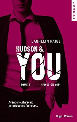 Couverture du livre : Fixed, Tome 4 : Hudson & You