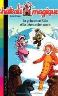 Le château magique, tome 14 : La princesse Akia et la déesse des mers