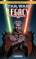 Star Wars Legacy, Tome 10 : Guerre totale