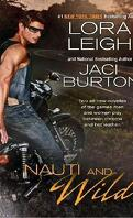 Wild Riders, Tome 3.5 : Riding the Edge A Novella From Nauti and Wild