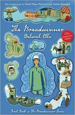 Couverture du livre : The breadwinner