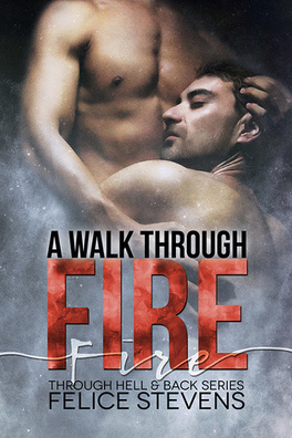 Couverture du livre : Through Hell and Back, Tome 1 : A Walk Through Fire