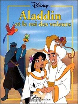 Couverture du livre : Aladdin et le Roi des voleurs