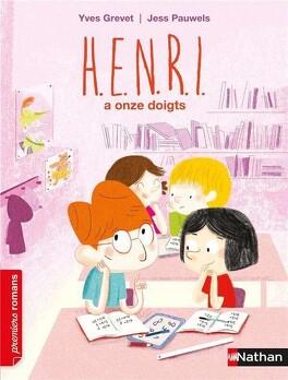 Couverture du livre : H.E.N.R.I. a onze doigts