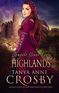 Couverture de Les Gardiens de la pierre, Tome 3 : Tempête dans les Highlands