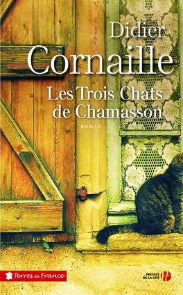 Couverture du livre : Les trois chats de Chamasson