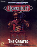 Advanced Dungeons & Dragons - Ravenloft - RM2 The Created