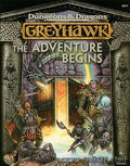 Advanced Dungeons & Dragons - World of Greyhawk - The Adventure Begins