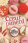 couverture Les Filles au chocolat, Tome 6 ½ : Cœur piment