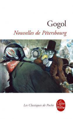 Couverture du livre : Nouvelles de Pétersbourg